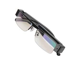 telecamera nascosta negli occhiali