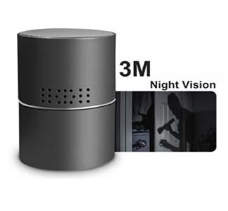 telecamera nascosta in speaker bluetooth