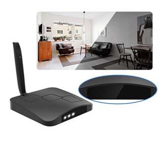 telecamera router wifi